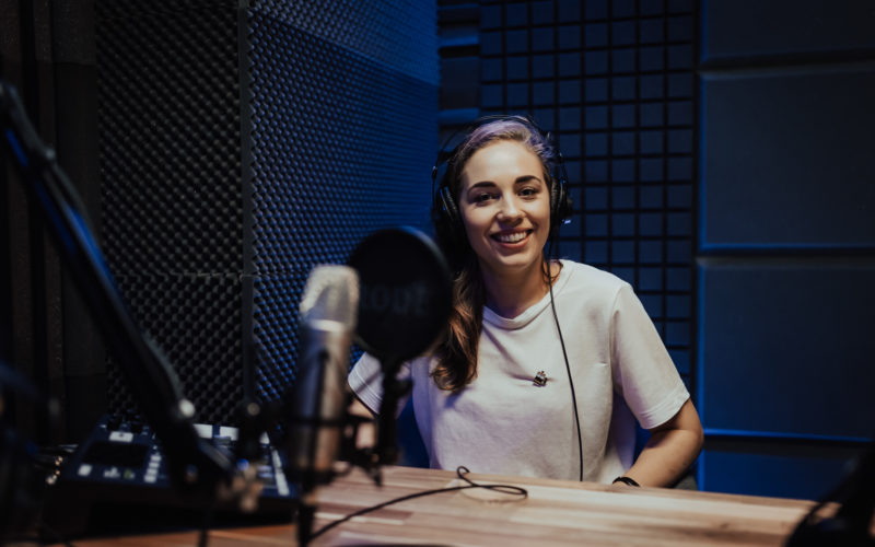 Agata Solecka - Podcast Dekonstrukcja